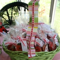Favors & Gifts, red, Favors, Sugar
