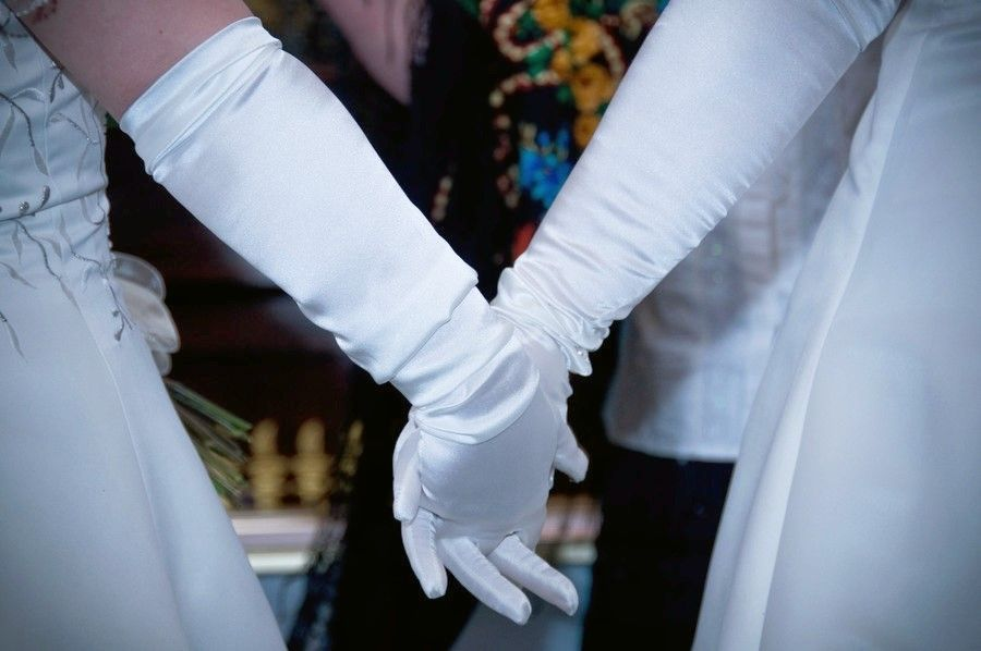 Ceremony, Flowers & Decor, Gloves