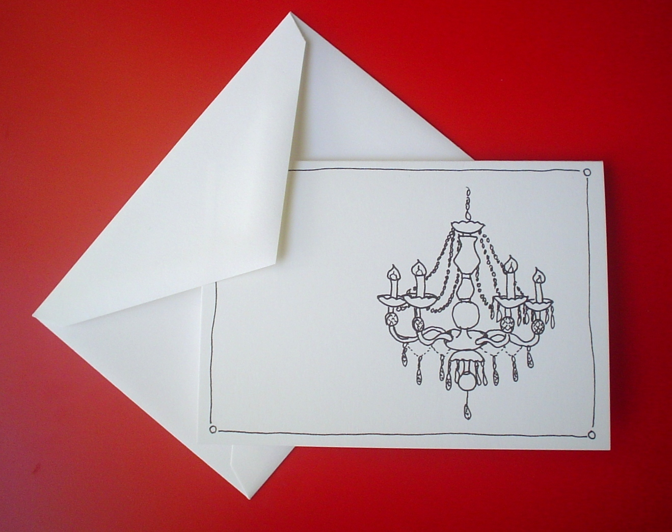 Ceremony, Reception, Flowers & Decor, Stationery, white, black, Announcements, Invitations, Chandelier, Elies papel