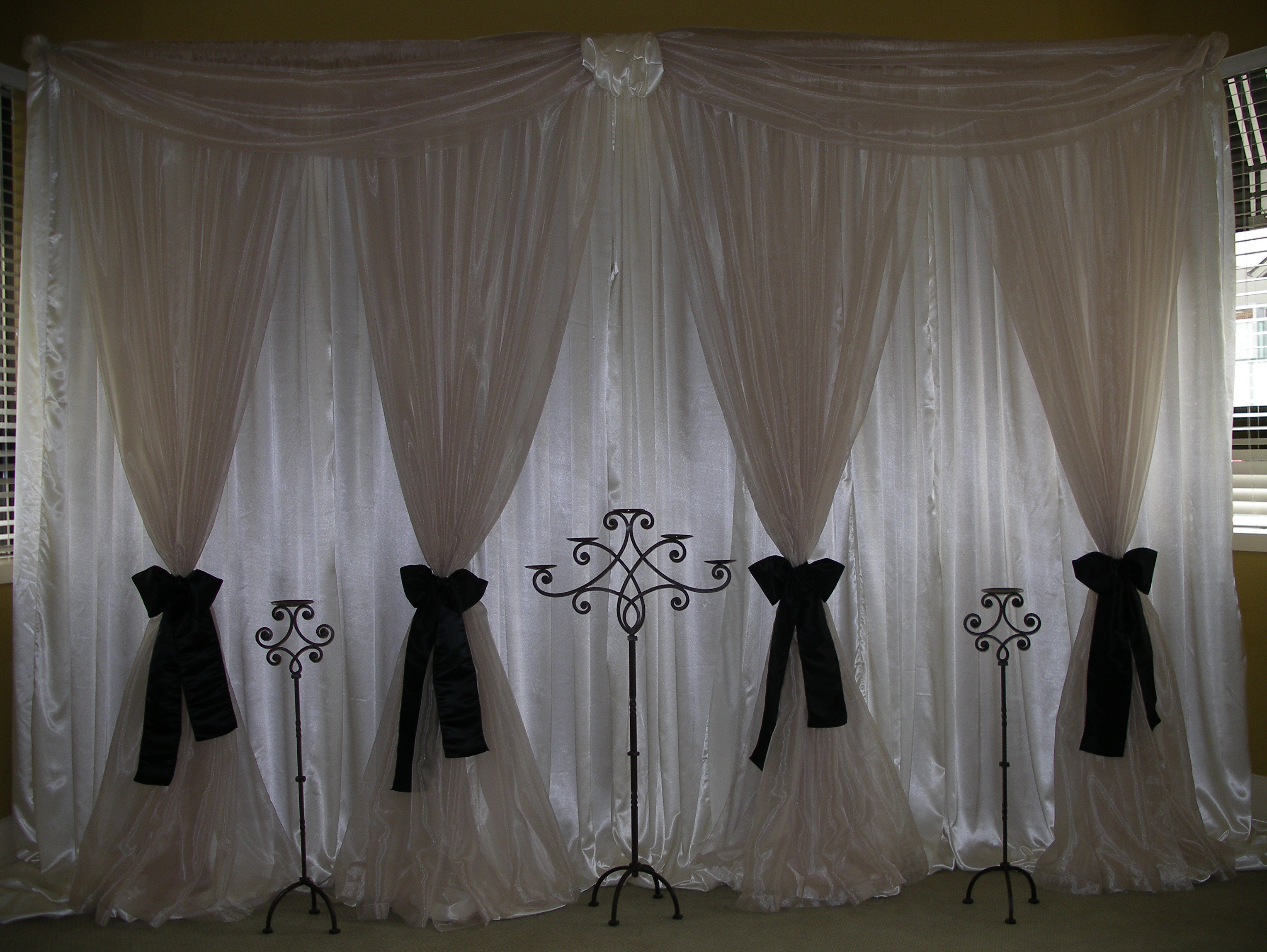 Ceremony, Reception, Flowers & Decor, A tailored affair