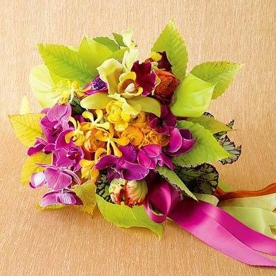 Ceremony, Reception, Flowers & Decor, Bridesmaids, Bridesmaids Dresses, Fashion, yellow, pink, purple, Ceremony Flowers, Bride Bouquets, Bridesmaid Bouquets, Spring, Flowers, Bouquet, Superior events, Spring Wedding Dresses, Flower Wedding Dresses