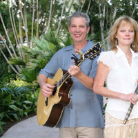 Ceremony, Flowers & Decor, Beach, Beach Wedding Flowers & Decor, Guitar, Acoustic, Flute, Kat epple music