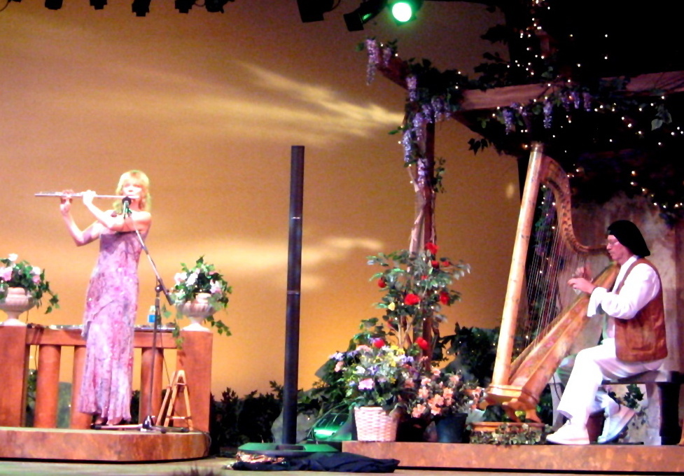 Ceremony, Flowers & Decor, Harp, Flute, Canon, Celestial, Kat epple music, Pachelbel