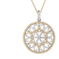 Jewelry, white, pink, gold, Yael designs