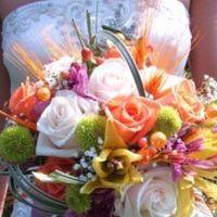 Flowers & Decor, white, yellow, orange, pink, purple, Bride Bouquets, Flowers, Bouquet, Brides, Glow weddings and events