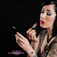Beauty, pink, Makeup, Hair, Beauty couture designs