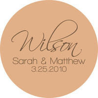 Favors & Gifts, Stationery, Favors, Invitations, Monogram, Wedding, Name, You, Thank, Personalized, Stickers, Last, Party doodles