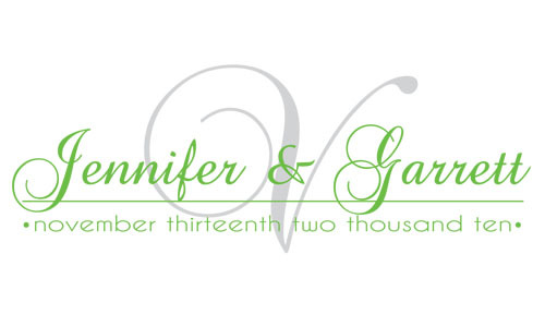 Stationery, white, green, silver, Invitations, Monograms, Stationary, Rsvp cards, Lw designs