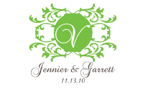 Stationery, white, green, brown, Invitations, Monograms, Stationary, Rsvp cards, Lw designs