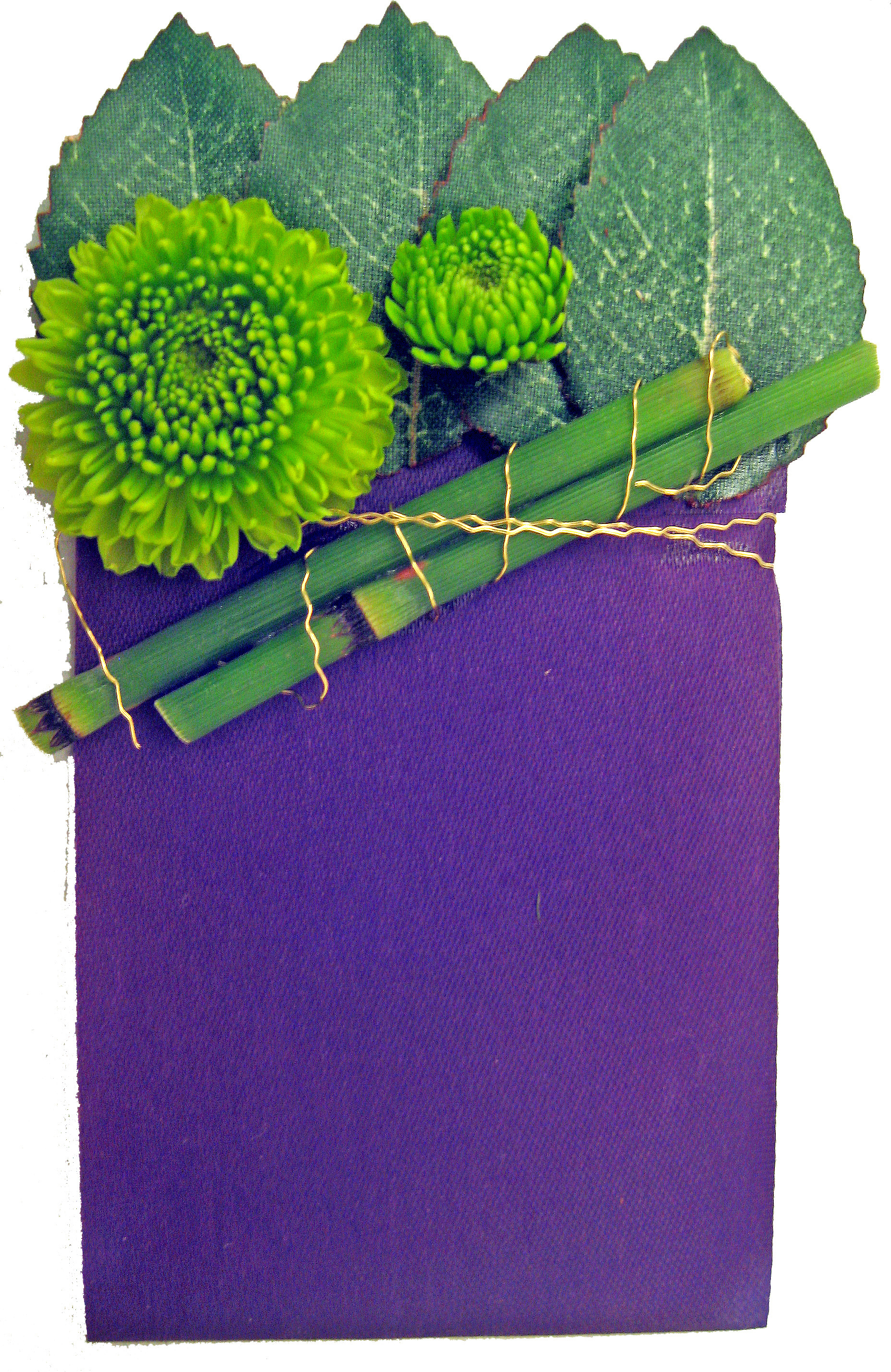 Flowers & Decor, purple, green, Boutonnieres, Flowers, Boutonniere, Sleeve, Pocket, Sea of blossoms