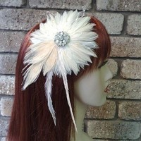 Beauty, Jewelry, Feathers, Comb, Accessories, Hair, Piece, Feather