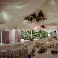 Ceremony, Reception, Flowers & Decor, Decor, Bridesmaids, Bridesmaids Dresses, Fashion, white, yellow, orange, pink, red, purple, blue, green, brown, black, silver, gold, Wedding, Bridal, And, Pipe, Tent, Drape, Ceiling, Nextarts