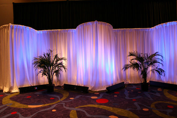 Ceremony, Reception, Flowers & Decor, white, yellow, orange, pink, red, purple, blue, green, brown, black, silver, gold, Wedding, Booth, Bridal, Rental, Events, Special, San, Francisco, Rentals, Drape, Decorative, Archway, Oakland, Rent, Jose, Nextarts, Tradeshow