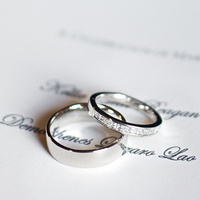 white, silver, Rings, Program, Details, Dzpvisuals