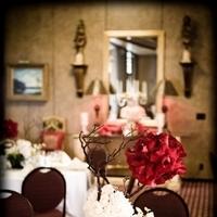 Reception, Flowers & Decor, white, red, gold, Centerpieces, Flowers, Floral, Arrangements, Just wenderful