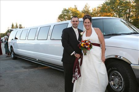 Wedding Dresses, Fashion, white, dress, Wedding, Limousine, A limo affair