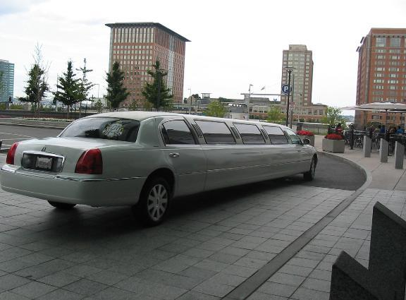 Ceremony, Reception, Flowers & Decor, white, Limousine, A limo affair