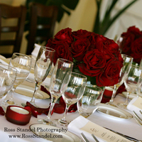 Reception, Flowers & Decor, Centerpieces, Flowers, Wedding