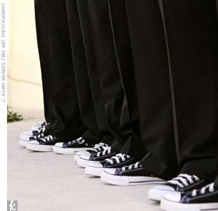 Ceremony, Reception, Flowers & Decor, Shoes, Fashion, white, black