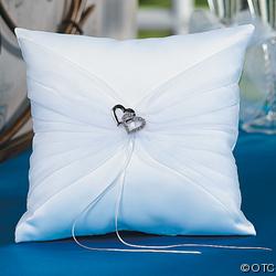 Ceremony, Flowers & Decor, Ring, Pillow, Bearer