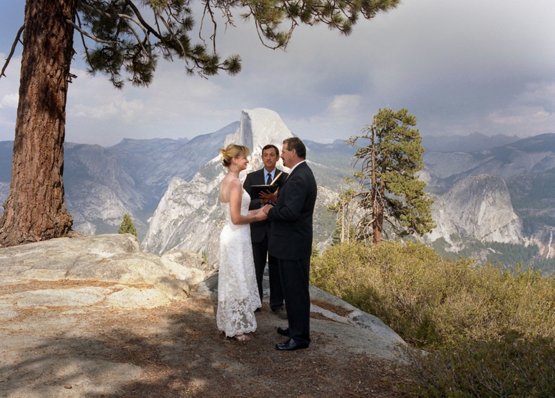 Ceremony, Flowers & Decor, Point, Elopement, Yosemite weddings, Glacier