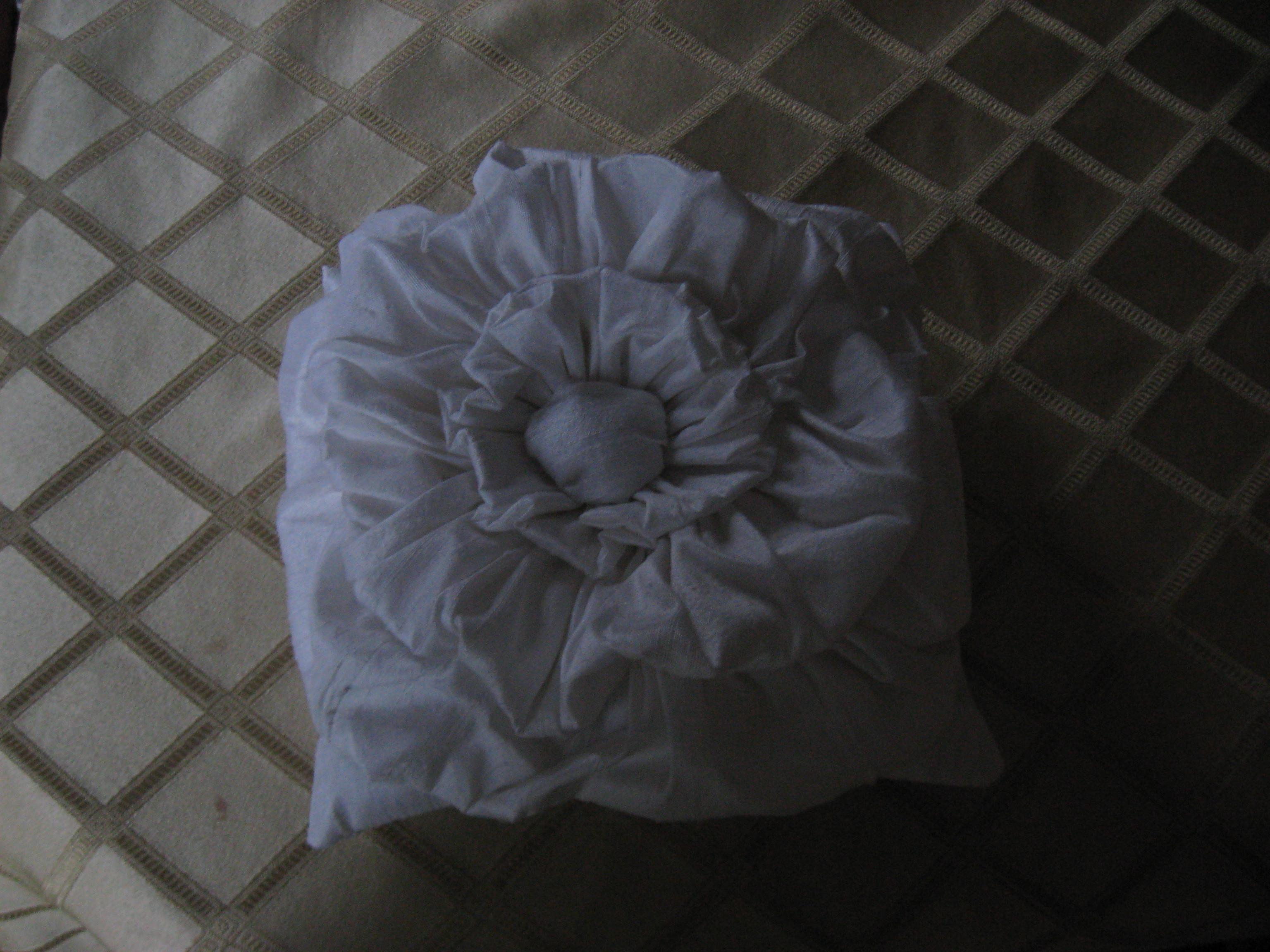 Ceremony, Flowers & Decor, white, Ring, Pillow