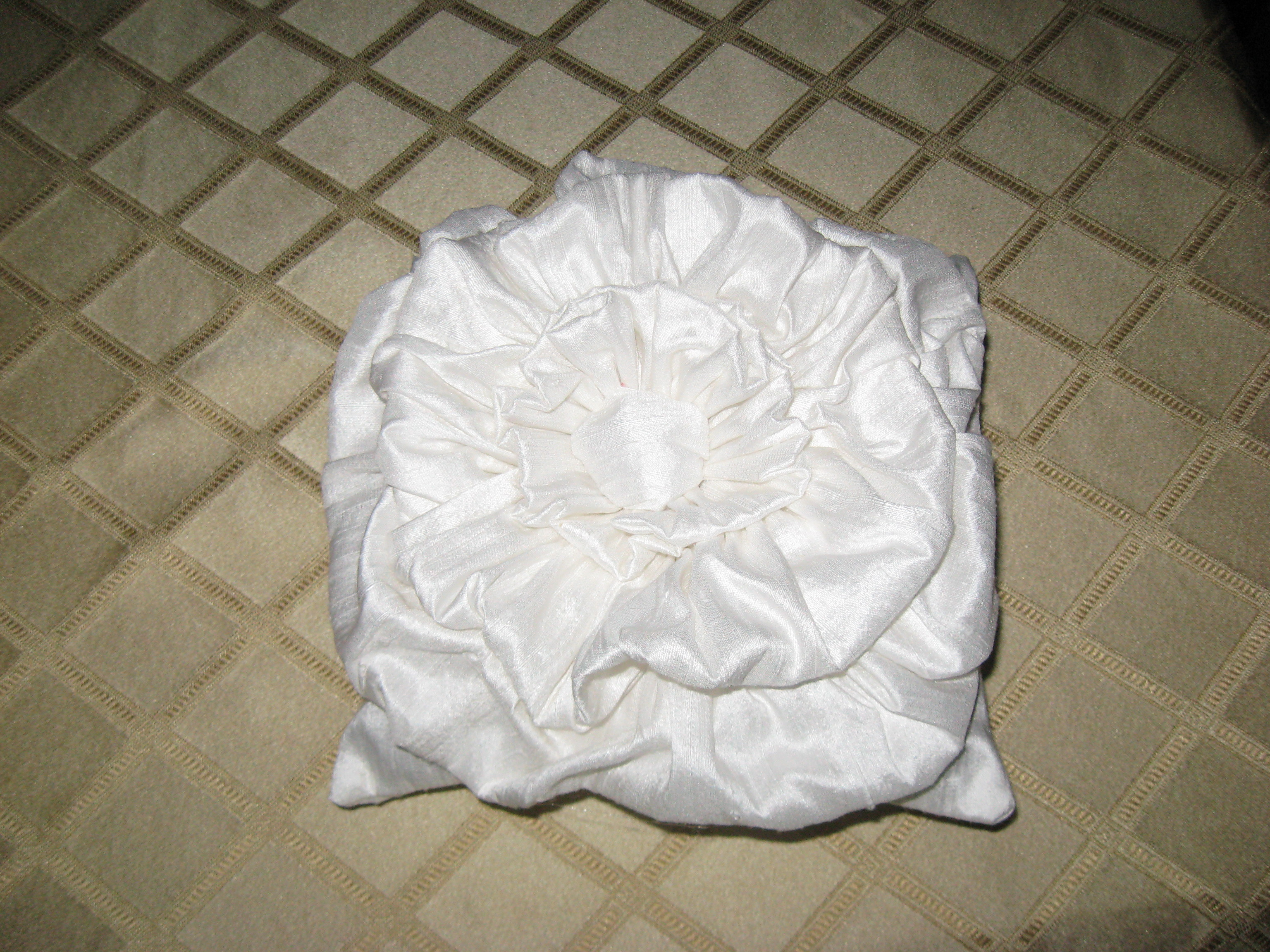 Ceremony, Flowers & Decor, white, Ring, Pillow