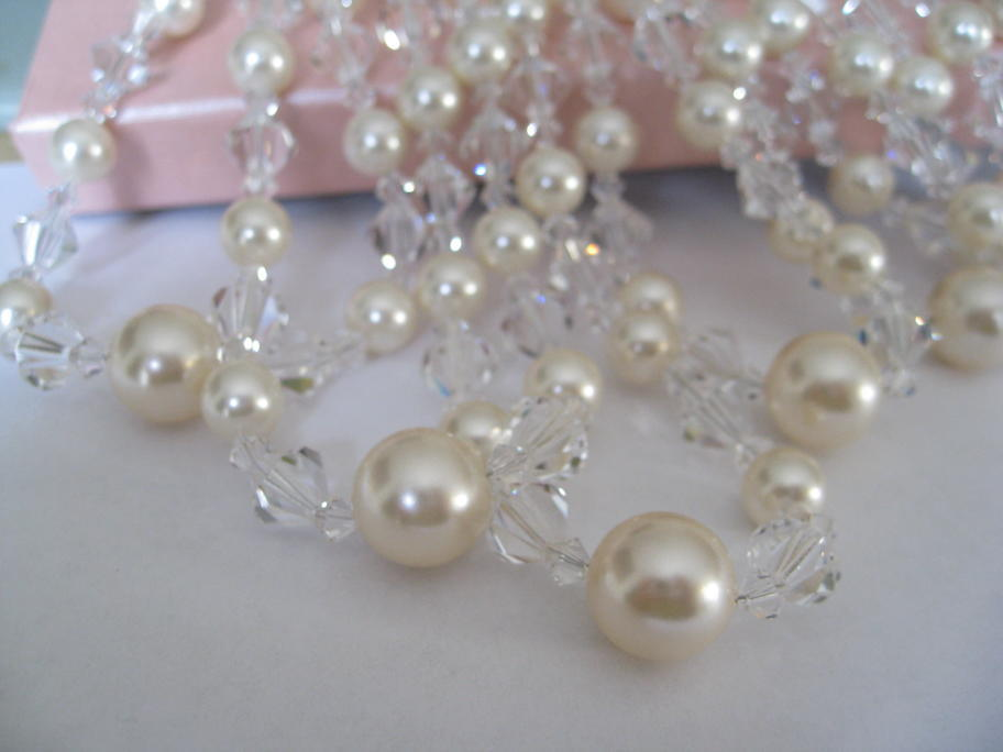 Jewelry, Bridesmaids, Bridesmaids Dresses, Fashion, white, Custom, Of, Bm, Set, 8, Maisie, Order