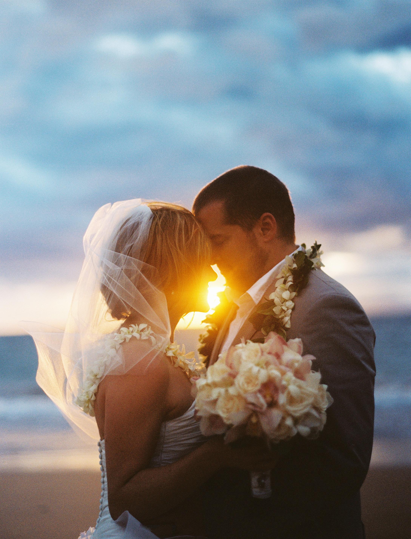 Inspiration, Flowers & Decor, Destinations, Hawaii, Beach, Bride Bouquets, Bride, Flowers, Beach Wedding Flowers & Decor, Groom, Board, Maui, Film, Susan dean photography