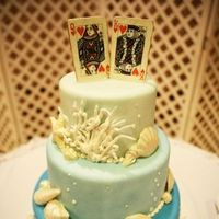 Cakes, blue, cake, Beach, Wedding, Trueglimpse photography