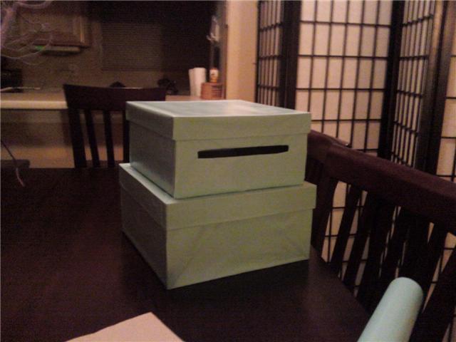 Reception, Flowers & Decor, brown, Cardbox