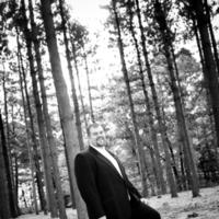 white, black, Portraits, Groom, Outdoors, Pheifer photography llc