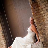 Wedding Dresses, Fashion, dress, Bride, The, Trash, Urban, Alley, Pheifer photography llc