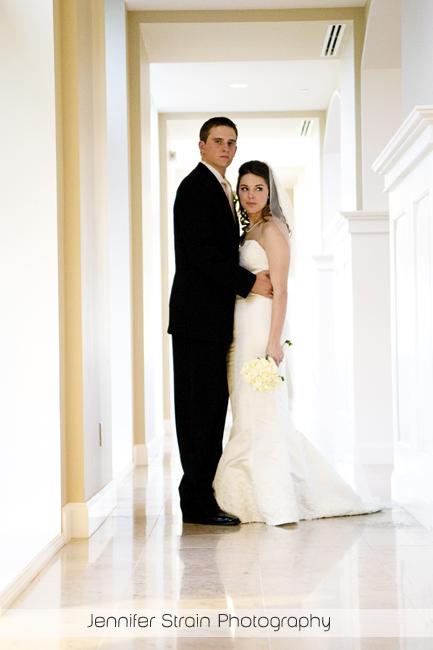 Wedding Dresses, Veils, Fashion, white, black, dress, Bride, Groom, Veil, Long, Posed, Jennifer strain photography