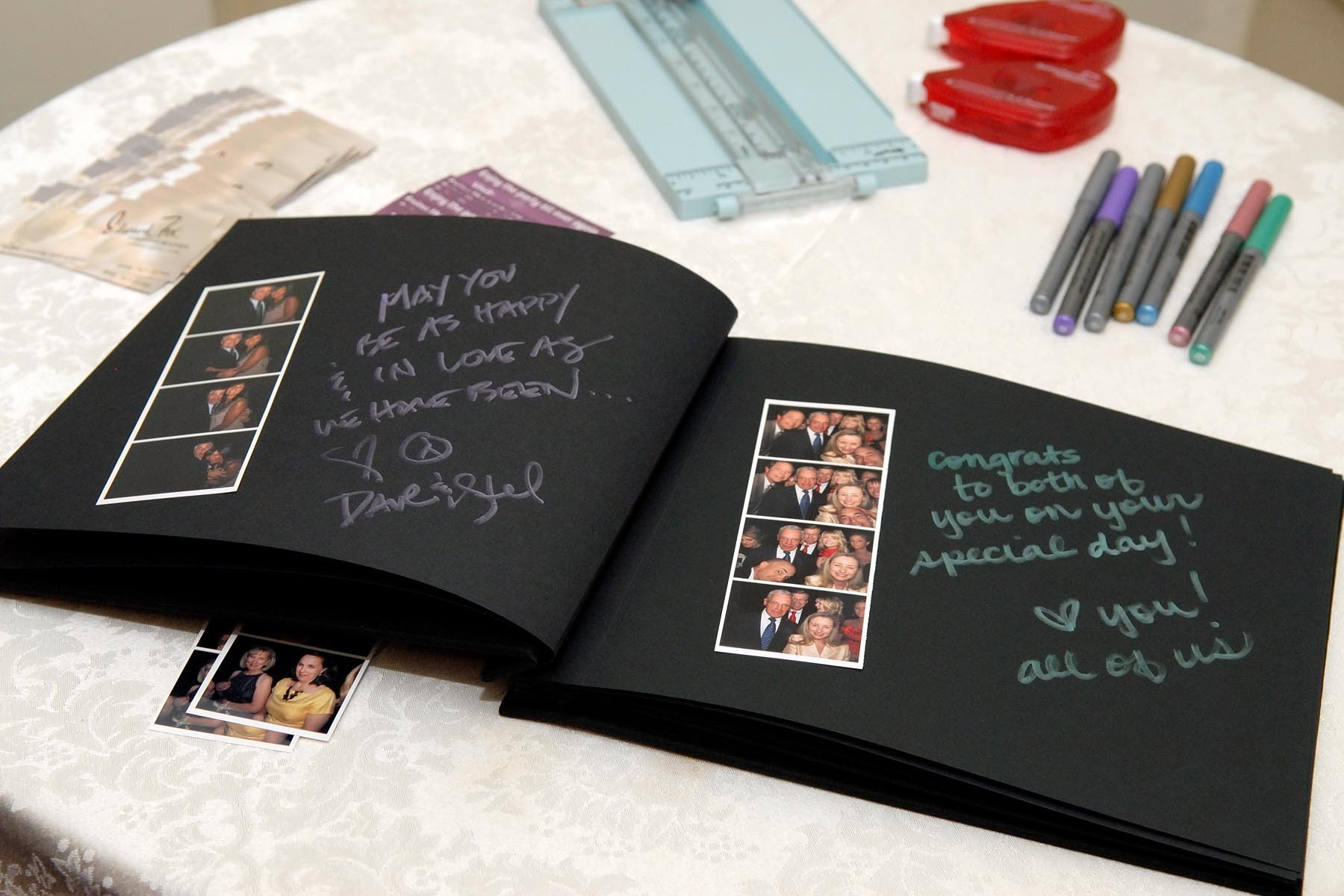 Stationery, Guestbooks, Book, Photo, Guest, Shutterbox photo booth