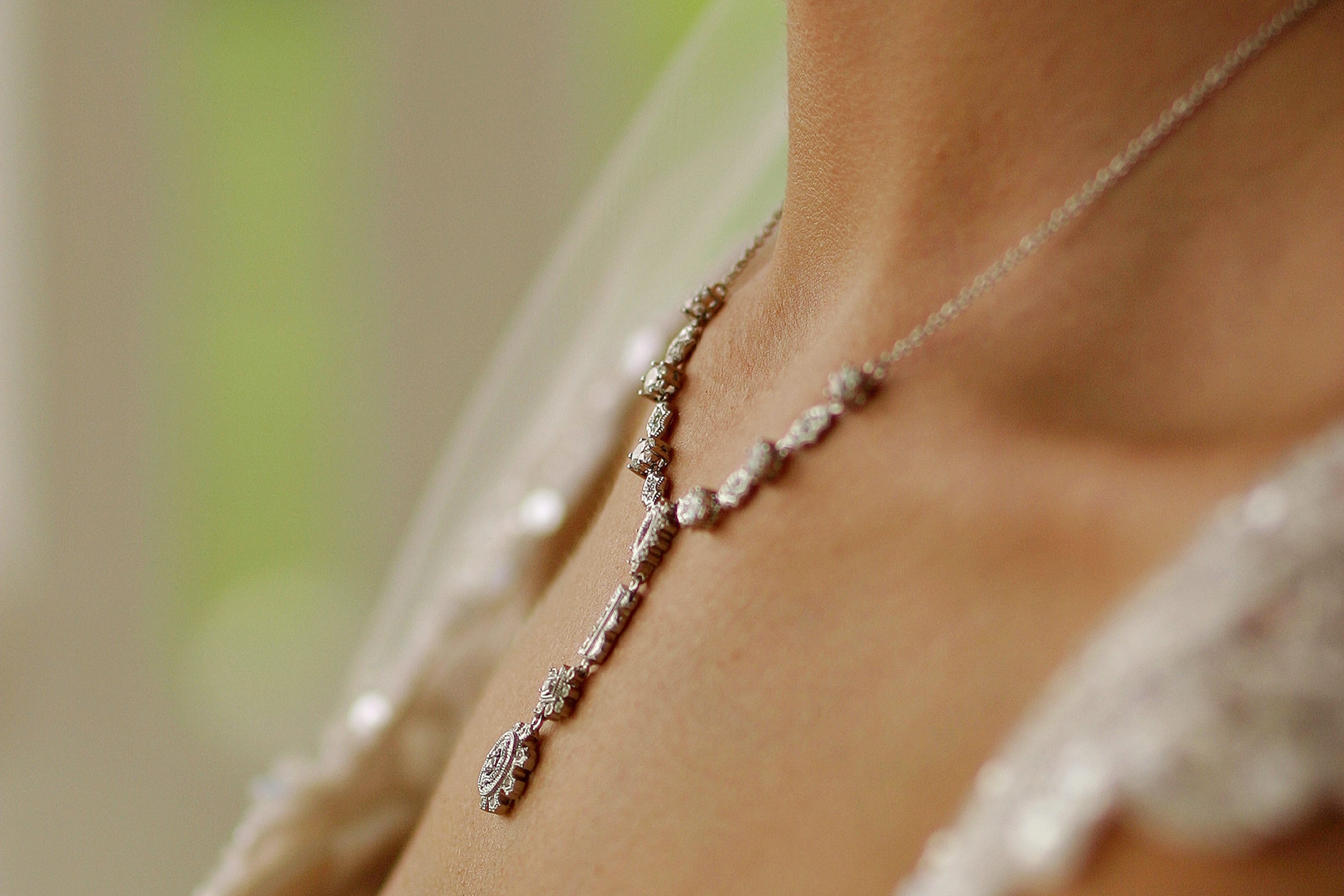 Jewelry, silver, Necklaces, Bride, Necklace, Mark zelinski photography