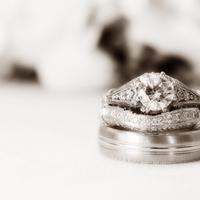 white, black, silver, Rings, Wedding, Mark zelinski photography