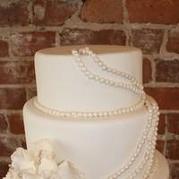 Cakes, white, cake, Classic Wedding Cakes, Wedding, York, New