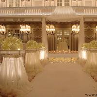Ceremony, Flowers & Decor, white, Ceremony Flowers, Flowers, Chuppah, Mila design