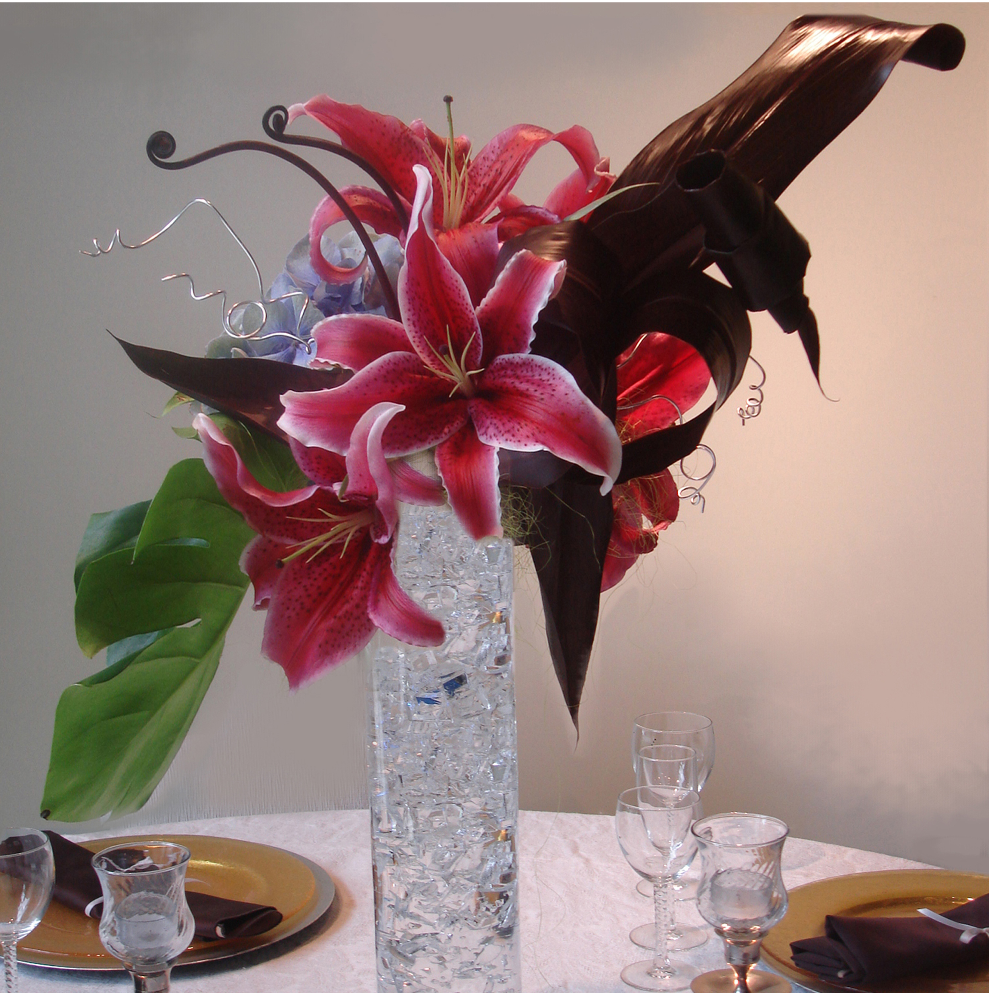 Flowers & Decor, Flowers, Exotic, Mila design