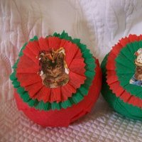 Flowers & Decor, Favors & Gifts, Bridesmaids, Bridesmaids Dresses, Fashion, red, green, Favors, Flower, Girl, Ring, Bearer, The cookie jar