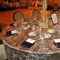 Reception, Flowers & Decor, ivory, brown, Champagne, De, Fluer, Lis