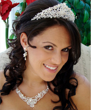 Jewelry, Tiaras, And, Tiara, Affordable elegance bridal