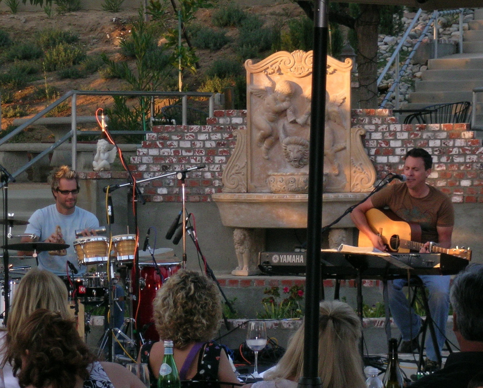 Entertainment, Wedding, Guitar, Dj, Video, Singer, Vocalist, Temecula, Drummer, South coast winery, Live music, Keyboard, Percussion, Percussionist, Private party, Mike brian, Ponte winery, Wilson creek, Mt palomar winery