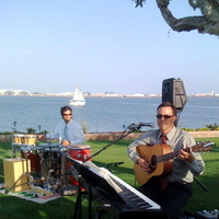 Entertainment, Outdoor, Wedding, Music, Dj, Orange county, San diego, Acoustic, Duo, Live music, So-cal, Mike brian productions, Brian stodart, Private party, Southern california, Admiral kidd club