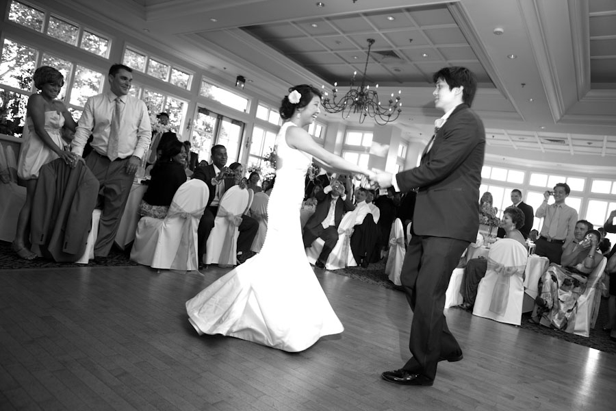 Reception, Flowers & Decor, white, orange, Dance, Wedding, First, County, Lessons, Orange county wedding dance lessons bella ballroom dance studio