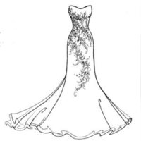 Wedding Dresses, Fashion, dress, Gown, Bridal, Marisa 737