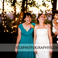 Bride with her family, Christine lee smith photography
