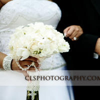 Bride, Groom, Boquet, Christine lee smith photography