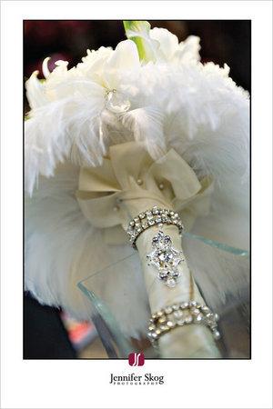 white, Bouquet